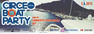 Circeo Boat Party